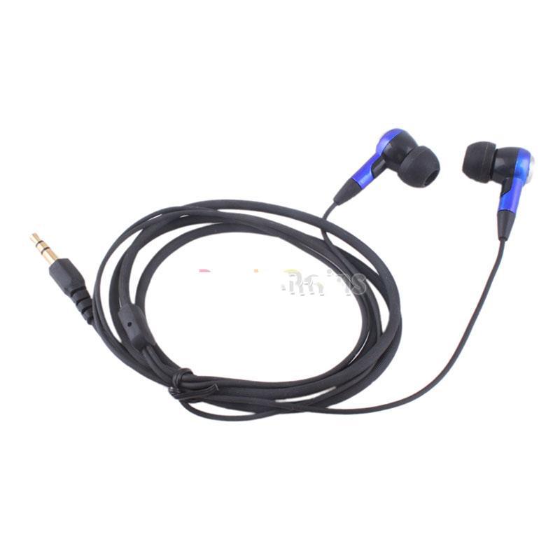 LightBid helpful Ergo Fit In Ear Style Earbuds Headphones Earphones 3.5mm Plug for Phone Computer + Mini Headphone Bag Buyable!(China (Mainland))