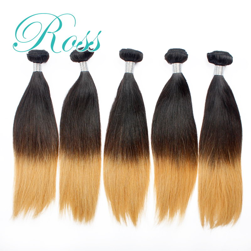 Ombre 5PCS Cheap Price From Factory Directly Brazilian Virgin Hair Full Bundles No Shedding No Tangle Pretty Look Free Shipping<br><br>Aliexpress