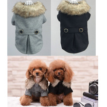 Buy Free Chicdog Pet Clothing Dog/Cat Clothes Autumn Winter Costumes Dogs Cheap Warm Coat Puppy Pug Bulldog Bholesale for $5.70 in AliExpress store