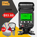 Pixel X800N Standard HSS i TTL Flash High Speed Sync Speedlite Flashgun Hot Shoe Speedlite For