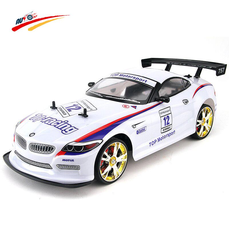 RC Car 1:10 High Speed Racing Car 2.4G Z4/M6 Roadster 4 Wheel Drive Radio Control Sport Drift Racing Car Model toy(China (Mainland))