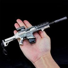 Corrente Chave do Metal Battle Royale ÁPICE Lendas Modelo de Arma Chaveiro Chaveiro Anel Chave do Metal(China)