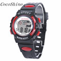CocoShine A-999 1PC Weaving Stripe Rope Band Classical Dial Analog Quartz Sport Watch wholesale Free shipping