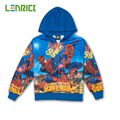 2016 New Baby boys Spring Autumn Coat Kids Spiderman Jackets Coats Children Hoodie Outerwear