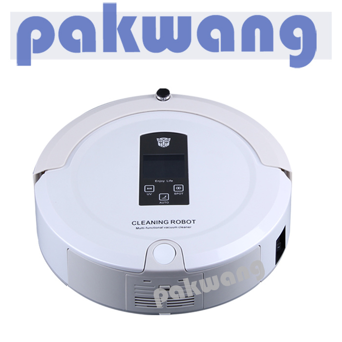 Household Intelligent Robot Vacuum Cleaner /Sweeper /dust collecter,window cleaning robot(China (Mainland))