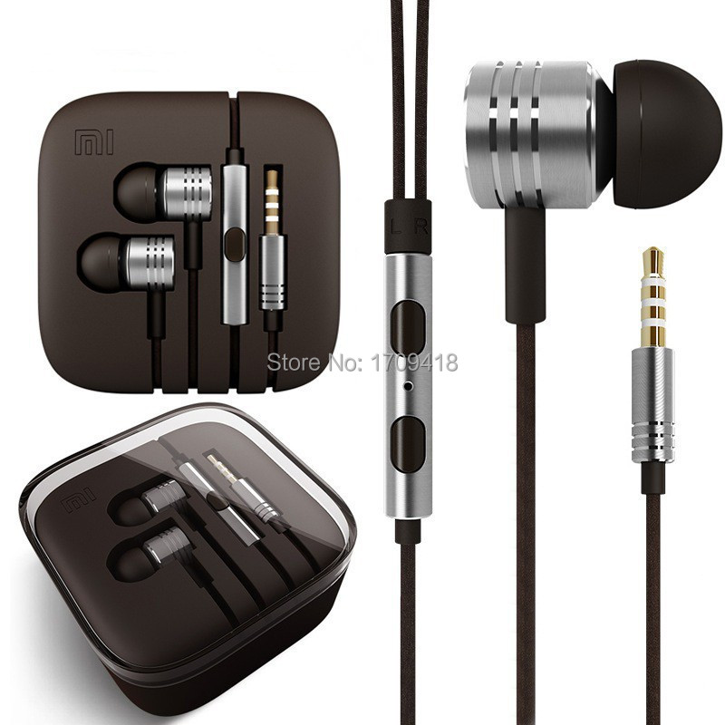 High Quality Earphones Stereo 3.5mm Jack Bass In Ear noise isolating Headphones MP3 MP4 and Android Mobile Phone MIC Headsets(China (Mainland))