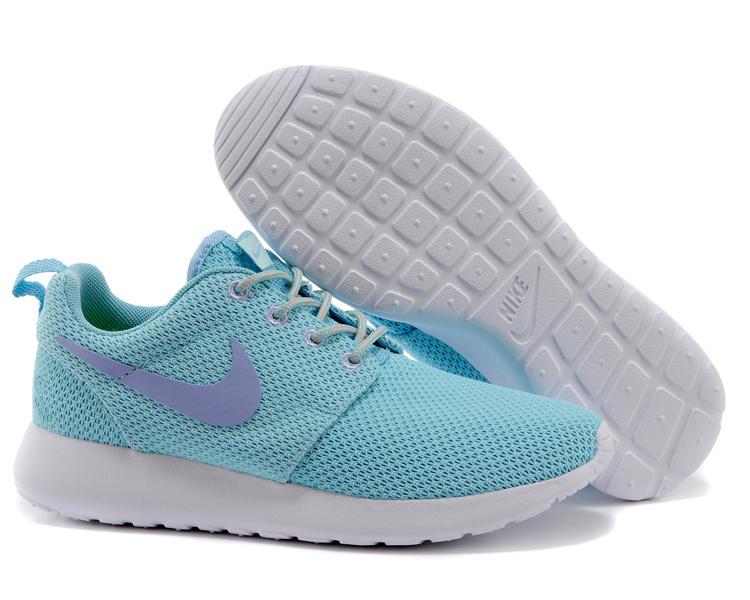 Nike Rose Bleu