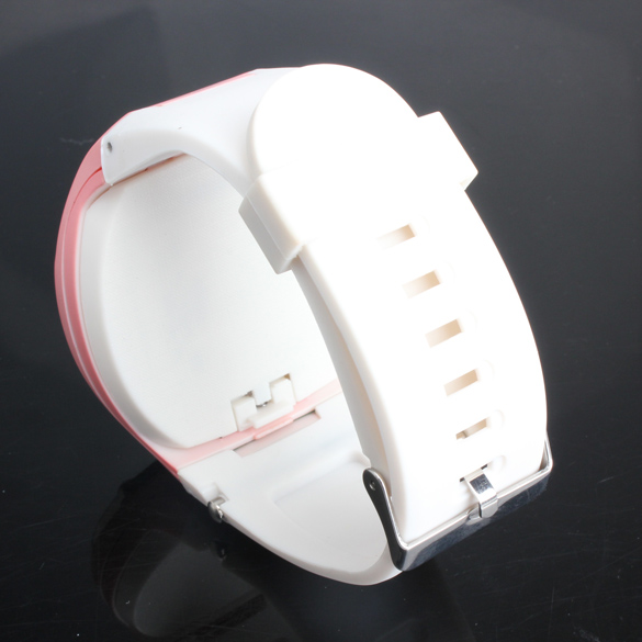 Wearable Electronic Device Wrist Watch Mobile Phone Pink Watch Mobile Phone BS88(China (Mainland))