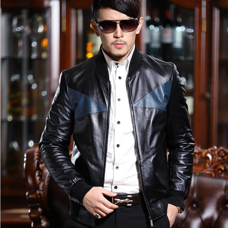 Mens Leather Jacket Styles - Jacket