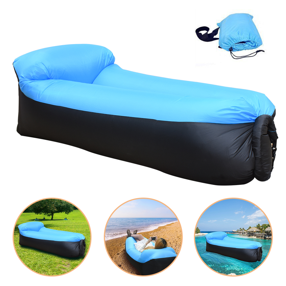 Popular Air Lounger Buy Cheap Air Lounger lots from China  : lazy Beach bed font b Air b font Sofa Lounge Camping of sleeping font b air from www.aliexpress.com size 1000 x 1000 jpeg 438kB