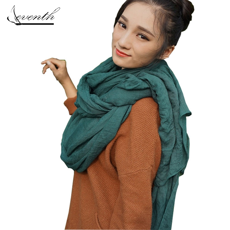 buy wholesale mens crinkle scarf from china mens
