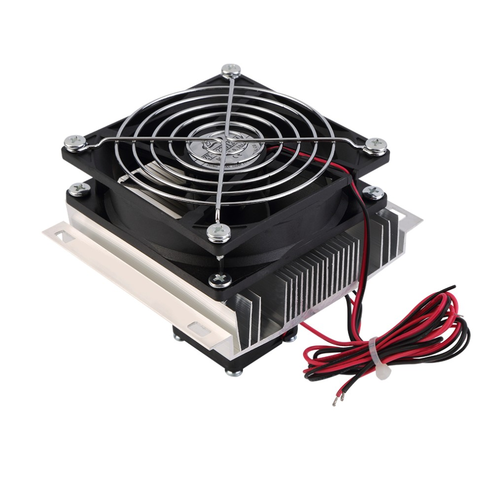 Thermoelectric Peltier Refrigeration Cooling System Kit Cooler for DIY TEC-12706 mini air conditioner(China (Mainland))