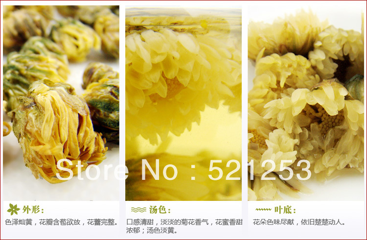 250g  New tea  top chrysanthemum tea ,herbal flower tea ,Free shipping<br><br>Aliexpress