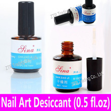 1 piece Acrylic Nail Desiccant Acrylic Liquid Balance Sterilization for Crystal Nail Art & UV Tips Cleanser Tools 0.5fl.oz 14ml(China (Mainland))