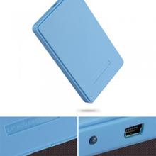 2016 новый синий внешний корпус для жесткого диска Usb 2.0 Sata Hdd портативный чехол 2.5 » дюймовый поддержка 2 ТБ жесткий диск