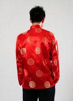 Традиционная китайская одежда для человека топы Весна Джерси джемперы Кардиганы мужские