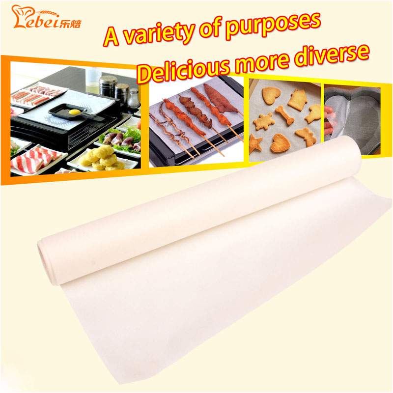 parchment paper in oven