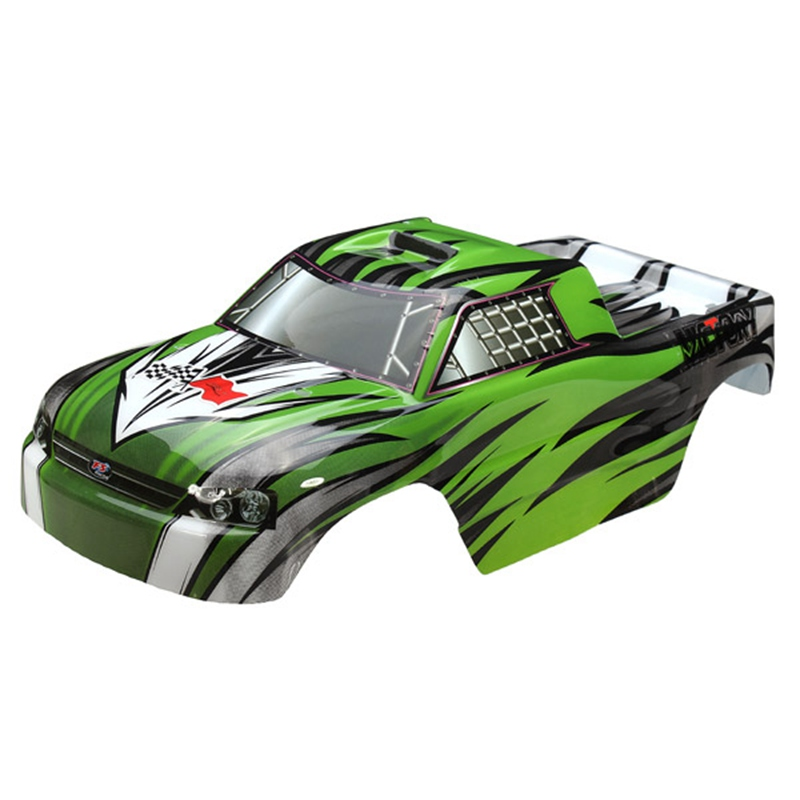 High Quality FS Racing 1/10 Monster Truck Car Shell 538512 For RC Monster Truck Car(China (Mainland))