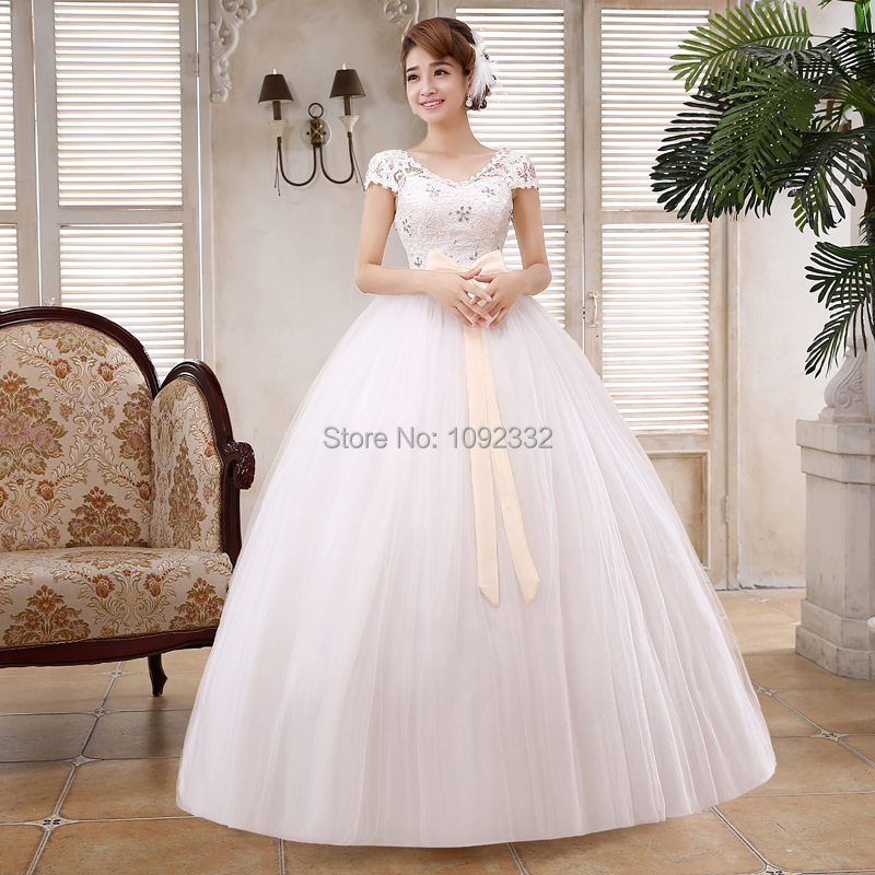 Z w 2015 new stock bridal gown plus size women pregnant for Plus size bling wedding dresses