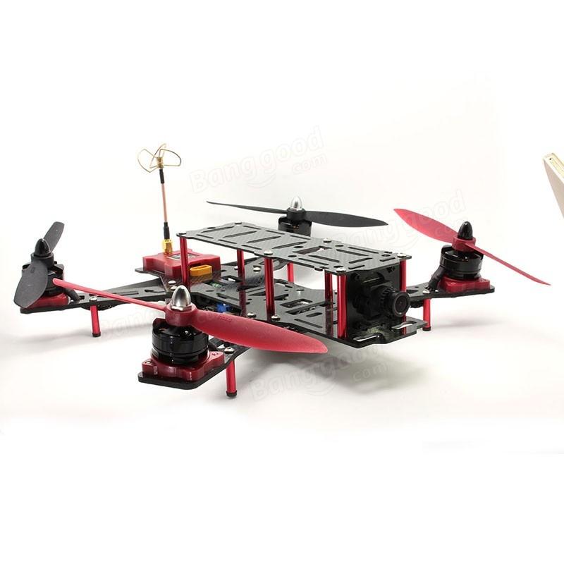 2016 Hot Sale EMAX Nighthawk Pro 280mm Size Carbon Fiber And Glass Fiber Mixed Quadcopter Frame ARF<br><br>Aliexpress