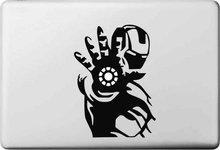 Neue The Avengers Iron Man Aufkleber für Macbook Air 11 12 13 Pro 13 15 17 Retina Aufkleber Laptop Skins Vielseitig Vinyl Pegatinas(China (Mainland))