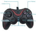 image for Nyga USB Wired Computer Gamepads PC Game Controller Gamepad Handle For