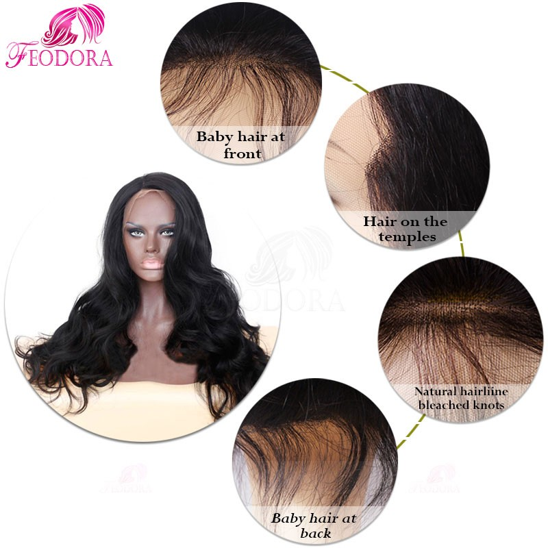 Human Hair Full Lace Wigs In Stock Customized Braided Lace Front Wigs 100% Human Hair For Black Women Natural Brazilian Virgin