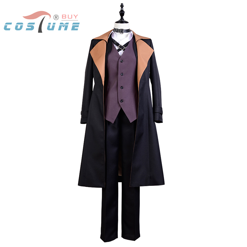 Bungo Stray Dogs Chuya Nakahara Cosplay Costume Custom Made For Adult Men WomenОдежда и ак�е��уары<br><br><br>Aliexpress