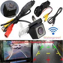 Buy Wireless Car Camera Mercedes/Benz C-Class W203 W211 CLS W219 HD Wide Lens Angle CCD Night Vision Rear View Camera for $10.39 in AliExpress store