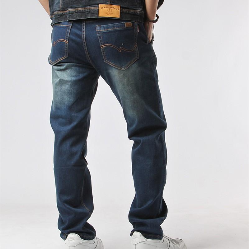 HTB1ClZRNpXXXXcVXXXXq6xXFXXXC - Mr.marke Brand Jeans Men's Clothing 75% Cotton Loose Elasticity Zipper 2016 New Straight Mens jeans Big Size 29-40 42