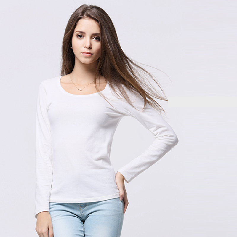 White Long Sleeve Shirts: seebot.ga - Your Online Tops Store! Get 5% in rewards with Club O!