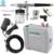 OPHIR Portable Airbrush Kit with Air Compressor Dual Action Air-brush Gun Paint for Cake Decorating/Nail Art/Makeup/Body Tattoo