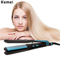 2 in 1 Ceramic Hair Straightening Curling Irons Professional Corn Plate Straightener Iron Electronic Curler Salon
