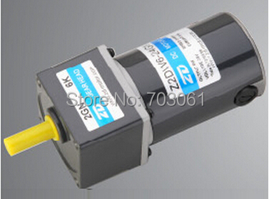 15w 12v dc gear motors with high efficiency dc brush gear for High efficiency dc motor