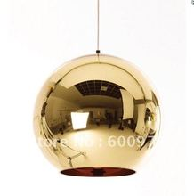 Free shipping Dia 35cm Tom dixon  lamp  glass  pendant lamp  also for wholesale(China (Mainland))
