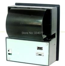 mini pritner panel thermal printer serial RS-232/TTL and USB  interface