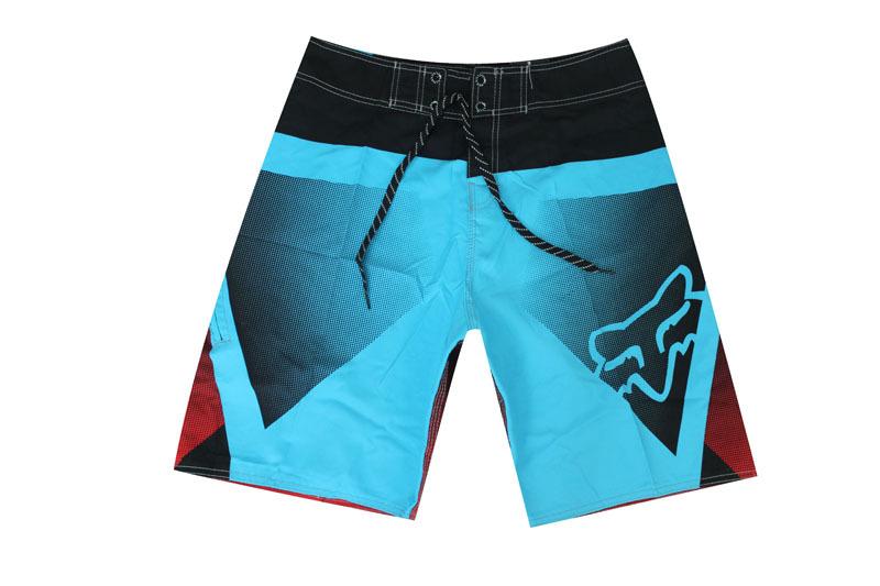 fox board shorts brand pants swimwear men swimsuit swim suit boardshorts swimming surf mens boardshort bermuda masculina aussie(China (Mainland))