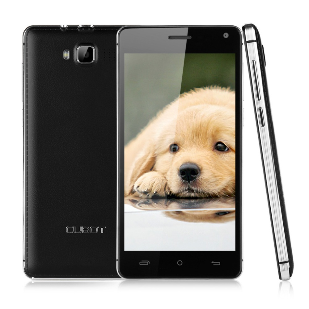 5'' CUBOT S200 IPS HD Screen 3G Android 4.4 MTK6582 Quad Core Dual SIM 1G RAM 8G ROM Smartphone OTG OTA GPS Cellphone WIFI Black(China (Mainland))
