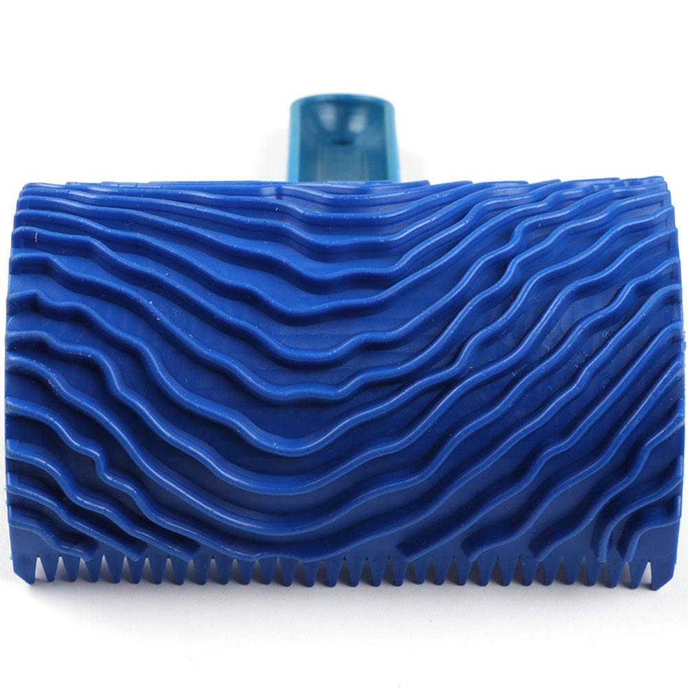 Домашний имитирующий DIY ролик для рисования синяя эмаистическая резиновая ручка aeProduct.getSubject()