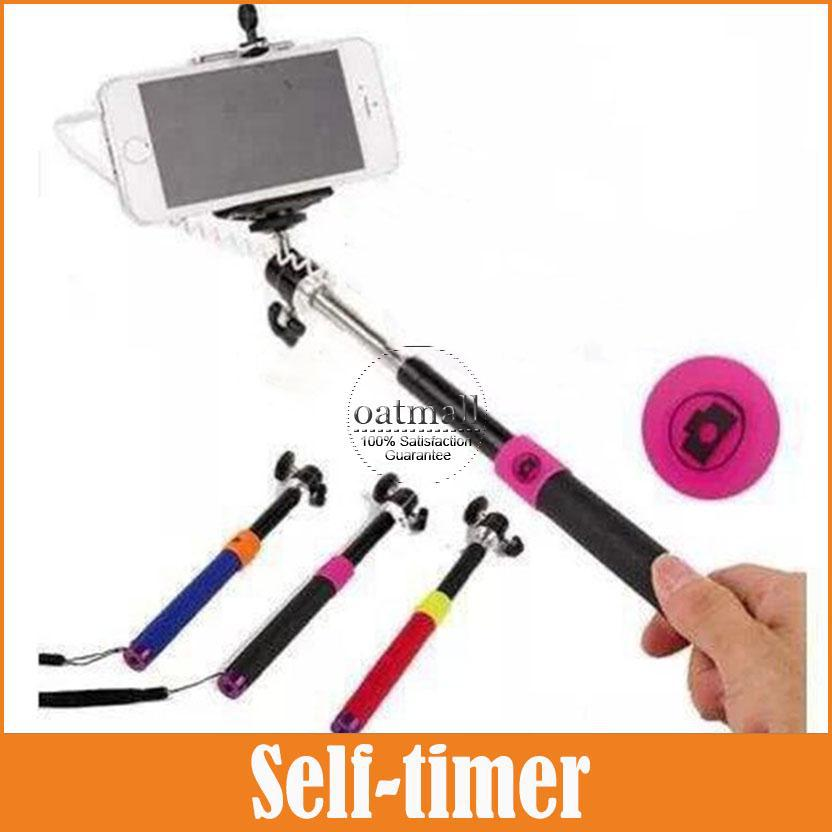 buy headphone jack shutter self timer adjustable bracket extendable. Black Bedroom Furniture Sets. Home Design Ideas