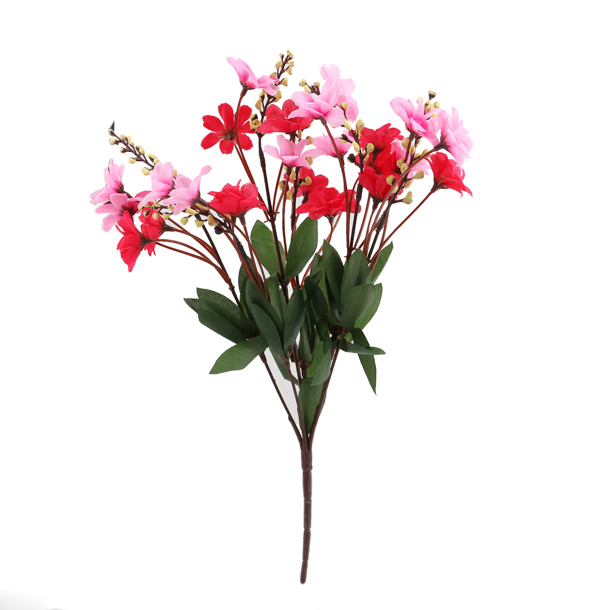 Easter Hot Bunch of Artificial Daisy Flower Bouquet for Home / Office / Party Decoration (Rose Red+Pink)(China (Mainland))