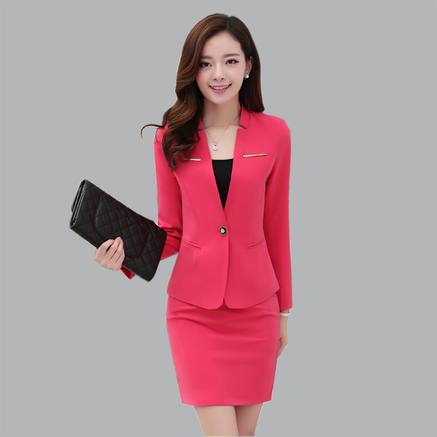 gallery for ladies office suits