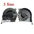 Original Cooler CPU Fan for HP Pavilion G6 G4t G6t G7t CQ56 G56 Q72C HSTNN Q72C