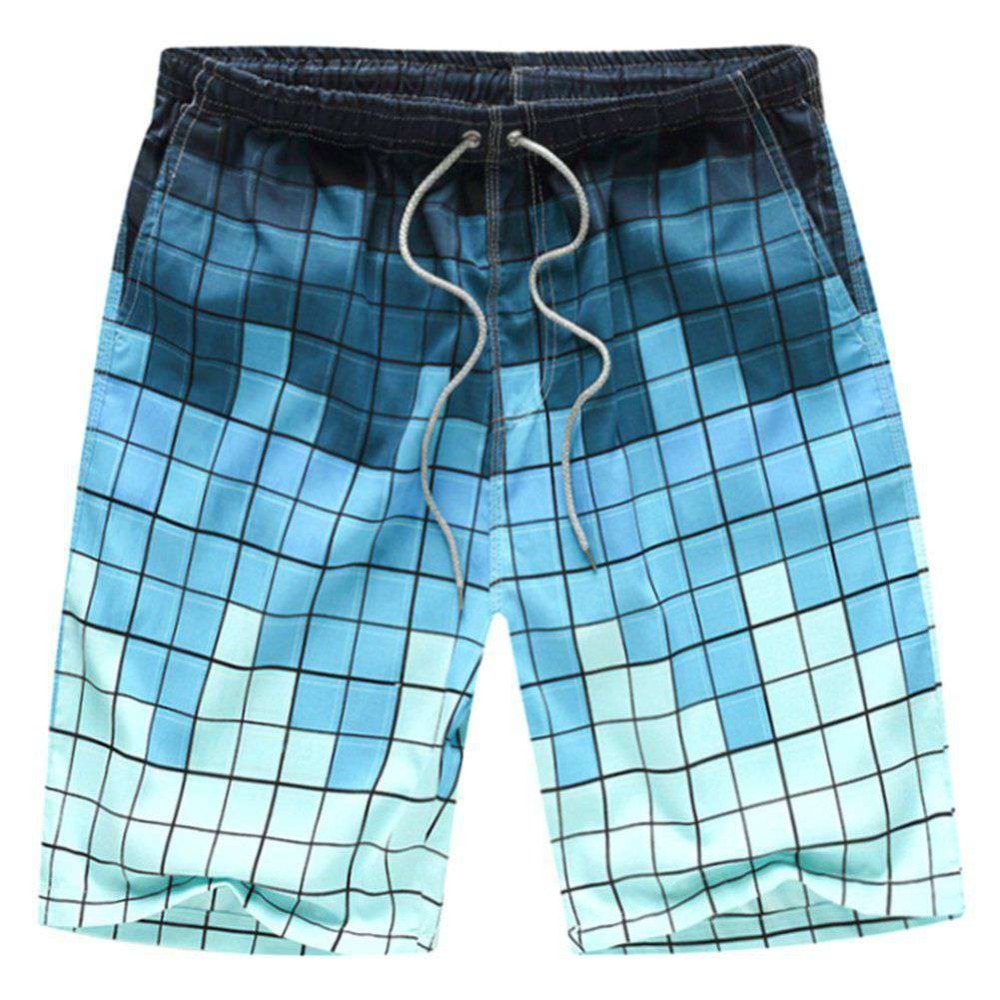 Beach Shorts Men Brand Boardshorts Men Board Short Quick Dry Bermuda Plus Size Hot