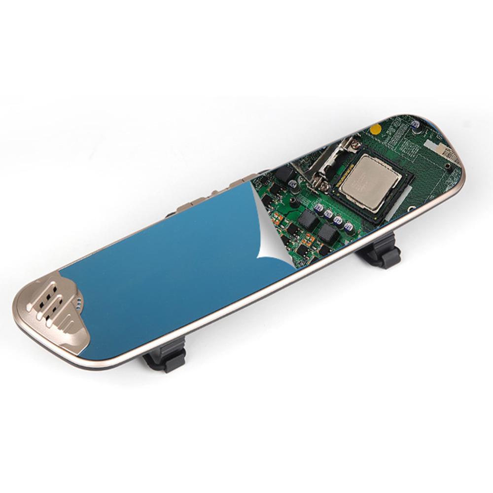 Высокое качество стайлинга автомобилей анион очиститель воздуха зеркало заднего вида автомобильный видеорегистратор даш Cam записи 12 мега пикселя H1E1