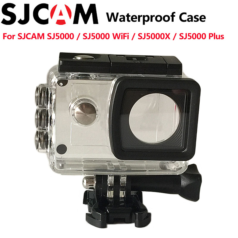 SJCAM Accessories Underwater Housing Waterproof Case 30M Diving SJ5000 / SJ5000 WIFI / SJ5000 plus / SJ5000X Action Camera