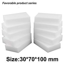 100*70*30mm 50pcs clean white magic sponge eraser,wholesale quality melamine sponge dish washing kitchen accessory supplier-MM