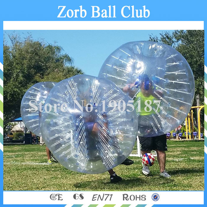 Free Shipping 1. 7m PVC New Bumper Ball,Human Soccer Bubble Ball,Bubble Football With TOP Quality(China (Mainland))