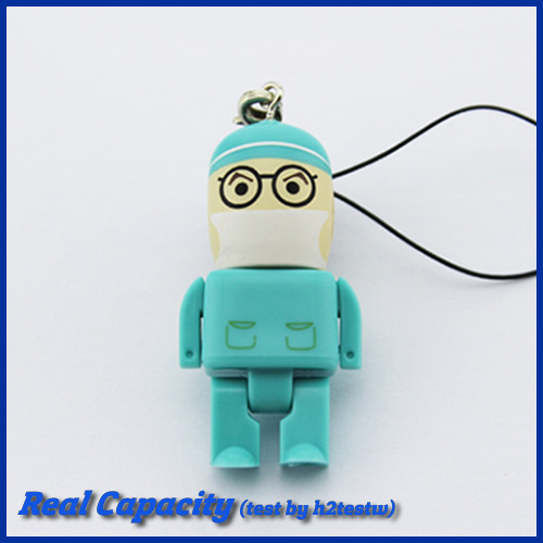 free shipping cute usb stick 4gb 8gb 16gb 32gb pen drive doctor usb flash drive funny pendrive medical gift item(China (Mainland))
