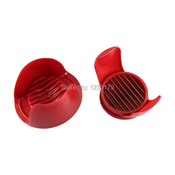 Novidade da cozinha tomate Slicer Roto Chopper cortador de legumes frutas